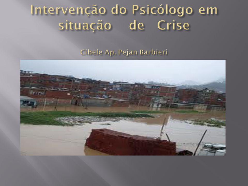  Resultado de eventos adversos – natural/antrópico/misto, sobre um ecossistema vulnerável, causando danos humanos, materiais e ambientais e conseqüentes prejuízos econômicos e sociais.