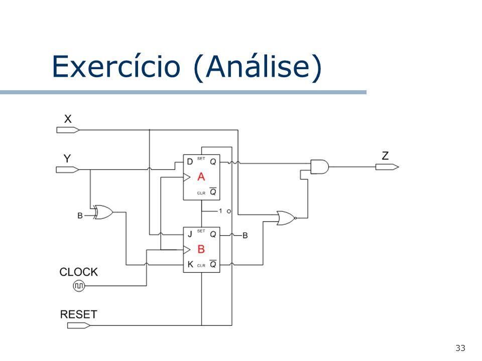 33 Exercício (Análise)