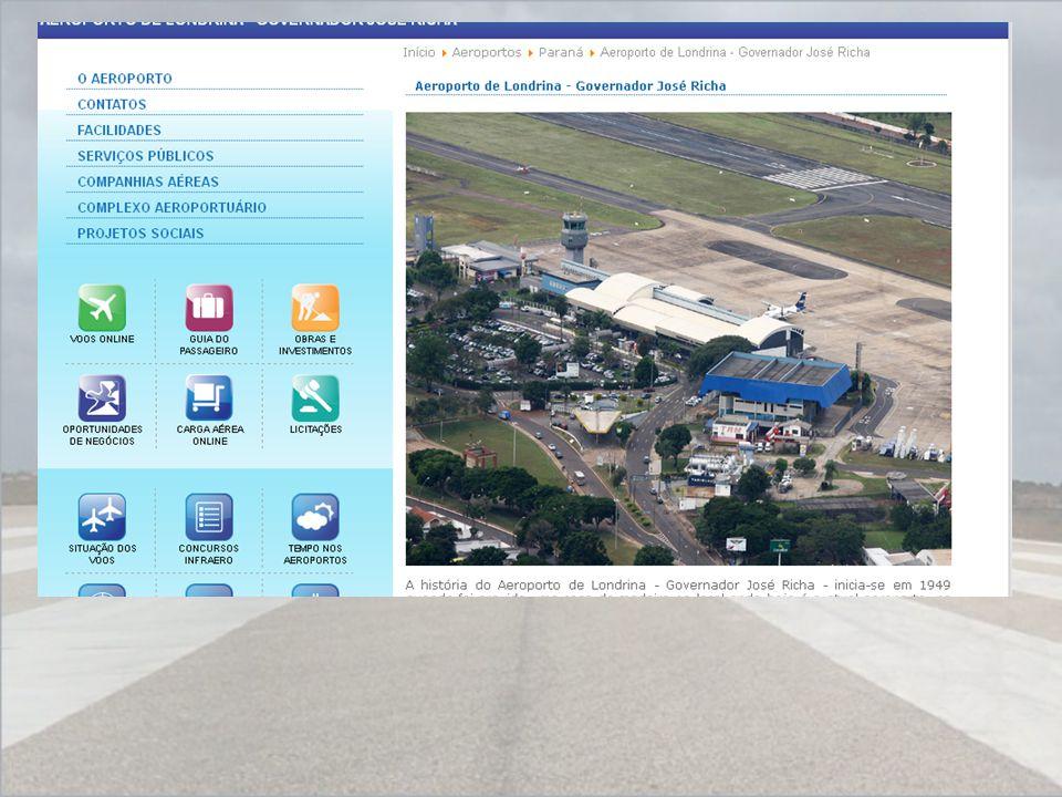 Técnicas de Marketing Aeroportuário O marketing aeroportuário de sucesso envolve entender e responder às necessidades de vários segmentos de consumidores Aeroportos menores podem focar-se em serviços específicos que aparentam fornecer oportunidades