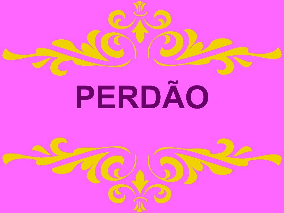 PERDÃO