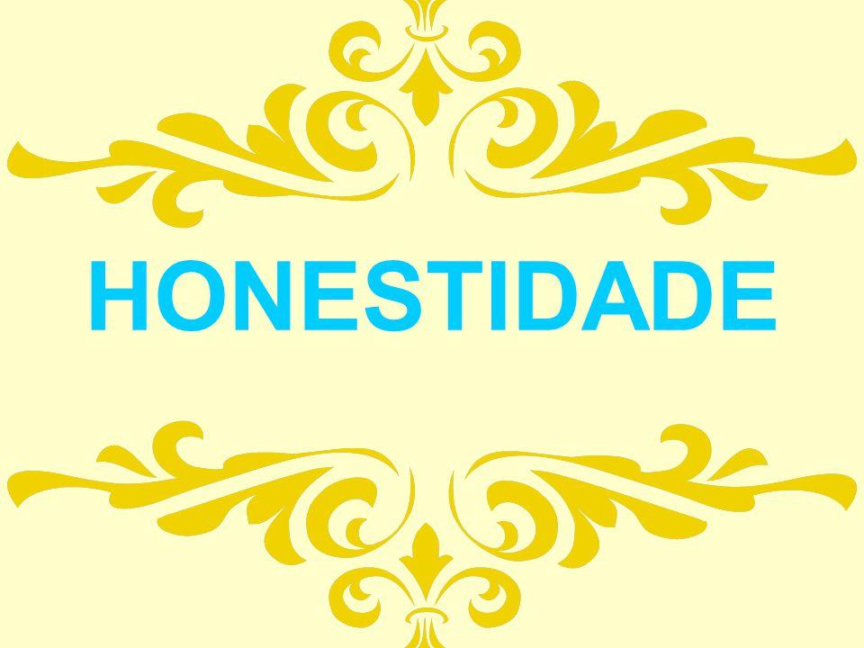 HONESTIDADE