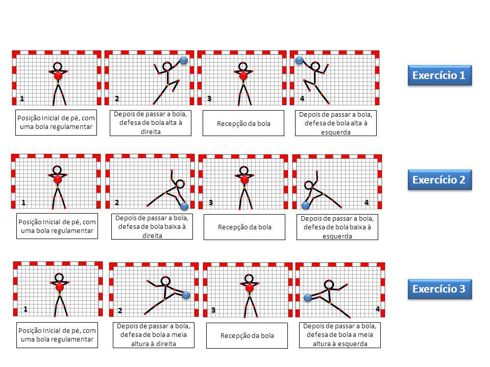 - O intervalo entre as séries corresponde ao tempo de execução do outro colega; SériesRepetições Intervalo Séries Exercício 1 24 a 860 a 90 Exercício 2 24 a 860 a 90 Exercício 3 24 a 860 a 90