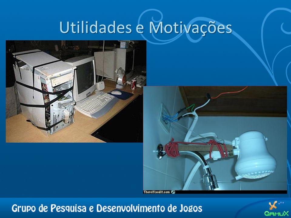 Utilidades e Motivações 13
