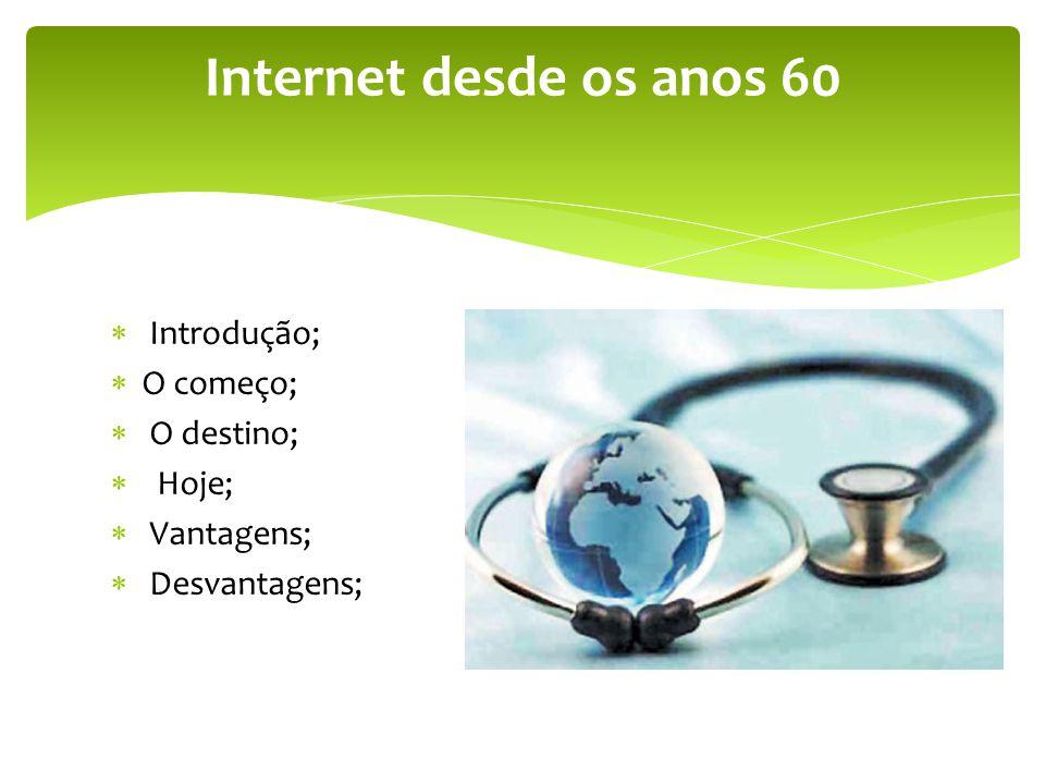  A Internet, ou apenas Net, é uma rede mundial de computadores ligados entre si através de linhas telefónicas comuns, linhas de comunicação privadas, satélites e outros serviços de telecomunicações.