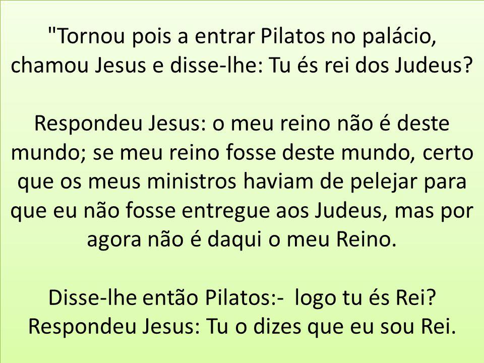 ESSE DOGMA PODE SER CONSIDERADO COMO O PONTO CENTRAL DO ENSINAMENTO DE JESUS.