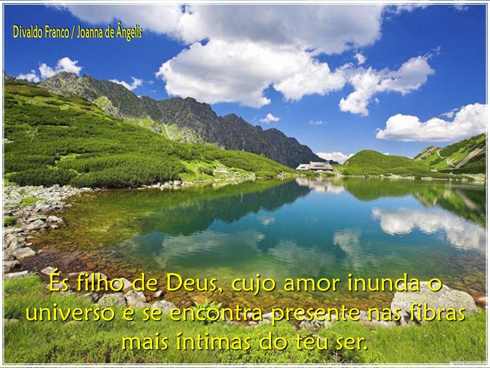 Deus é o Pai Criador, o Genitor Divino, a Causa Incausada de todos os seres e de todas as coisas.