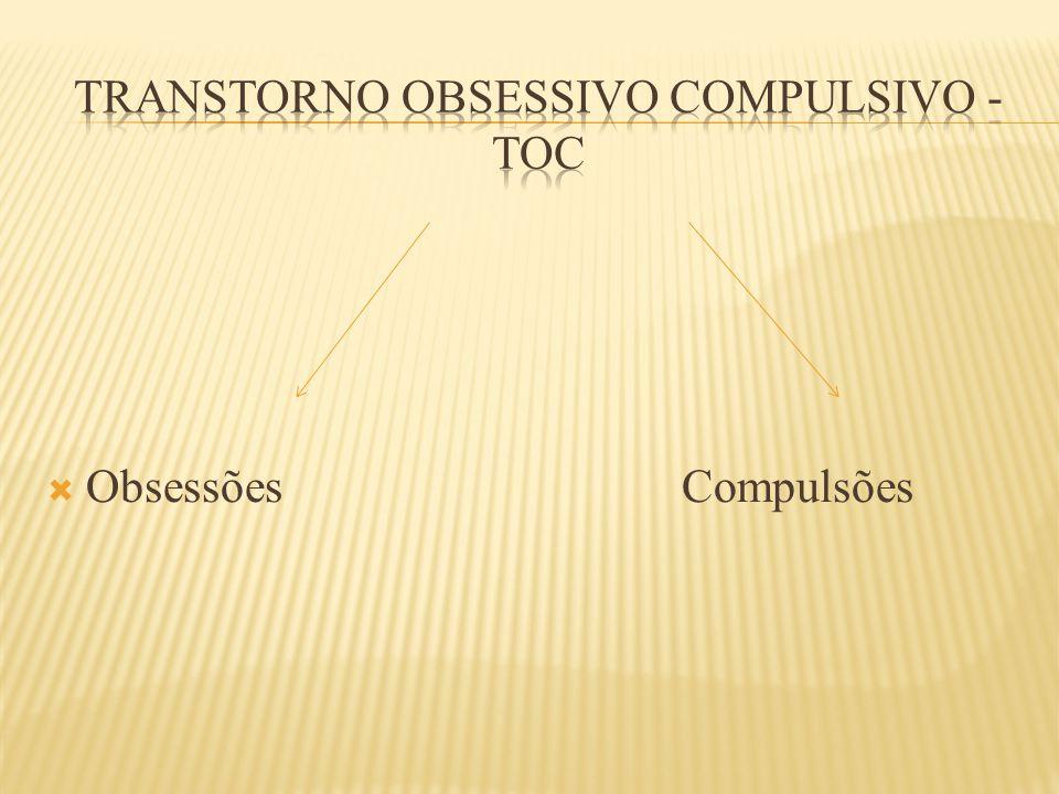  ObsessõesCompulsões