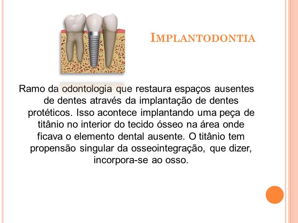 R ADIOLOGIA Especialidade Odontológica que se encarrega da realização de radiografias (Rx), analise e estudo das mesmas, sendo atualmente uma das grandes responsáveis e coadjuvantes nos sucessos dos tratamentos ortodônticos, ortopédicos funcionais.