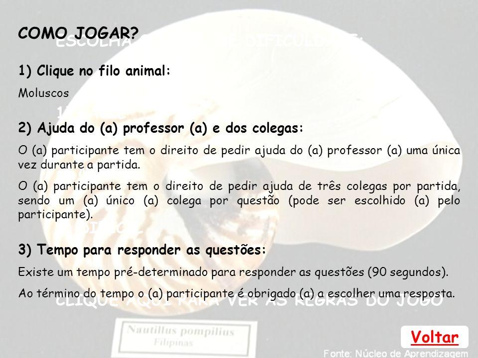 VOCÊ DEMONSTRA GRANDES CONHECIMENTOS EM ZOOLOGIA!!.
