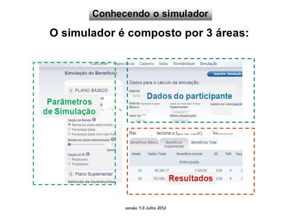 versão 1.0 Julho 2012 Dicas para um bom planejamento  Poupança é questão de hábito e disciplina.