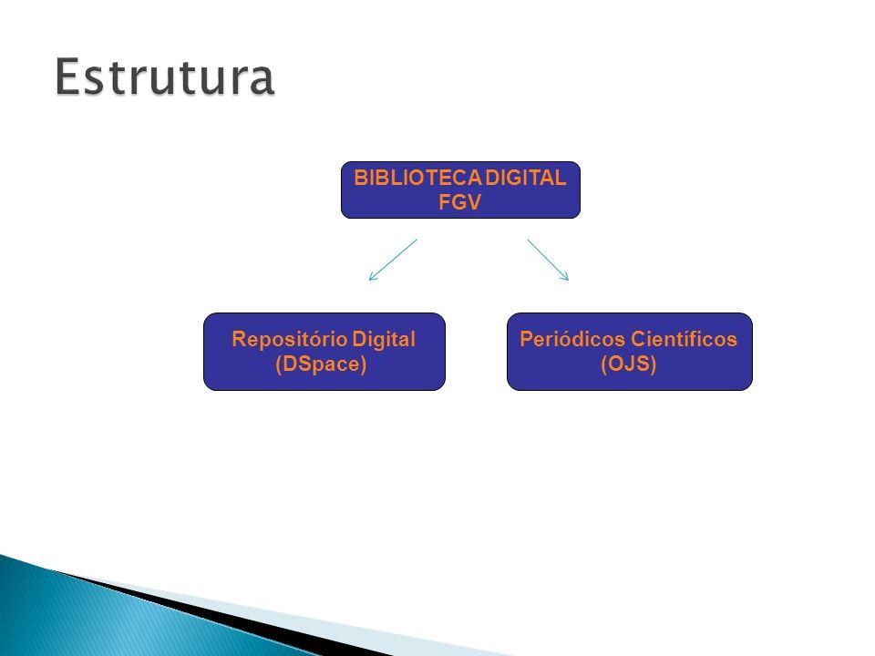 BIBLIOTECA DIGITAL FGV Repositório Digital (DSpace) Periódicos Científicos (OJS)
