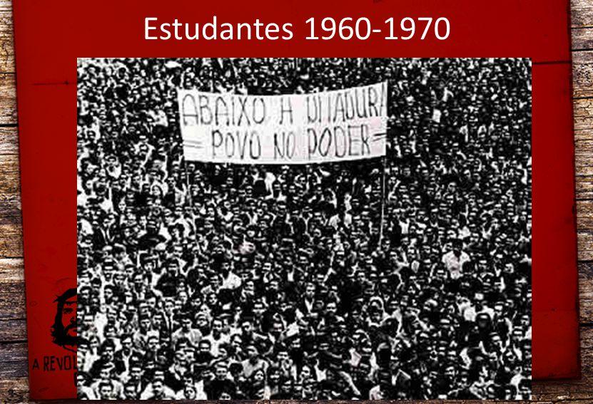 Estudantes 1960-1970