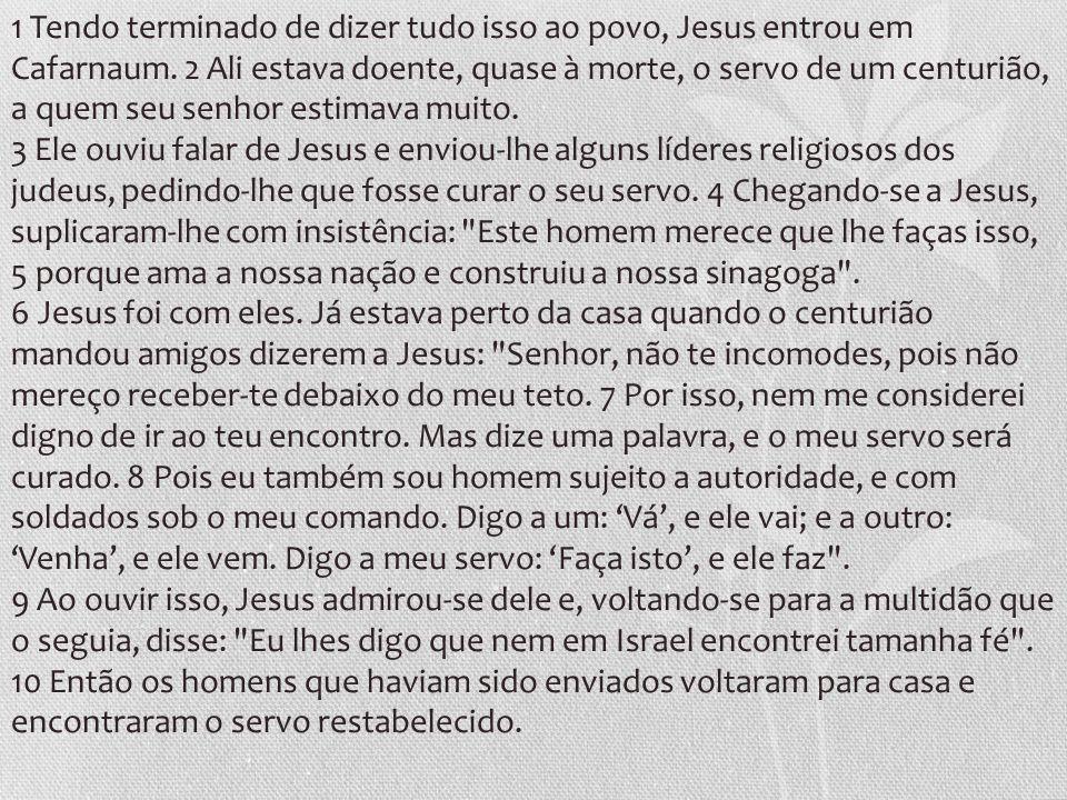 CONHECER A JESUS CRISTO É DESCOBRIR OS SEUS PROPÓSITOS E VIVER A SUA VIDA POR MEIO DE SEUS VALORES.