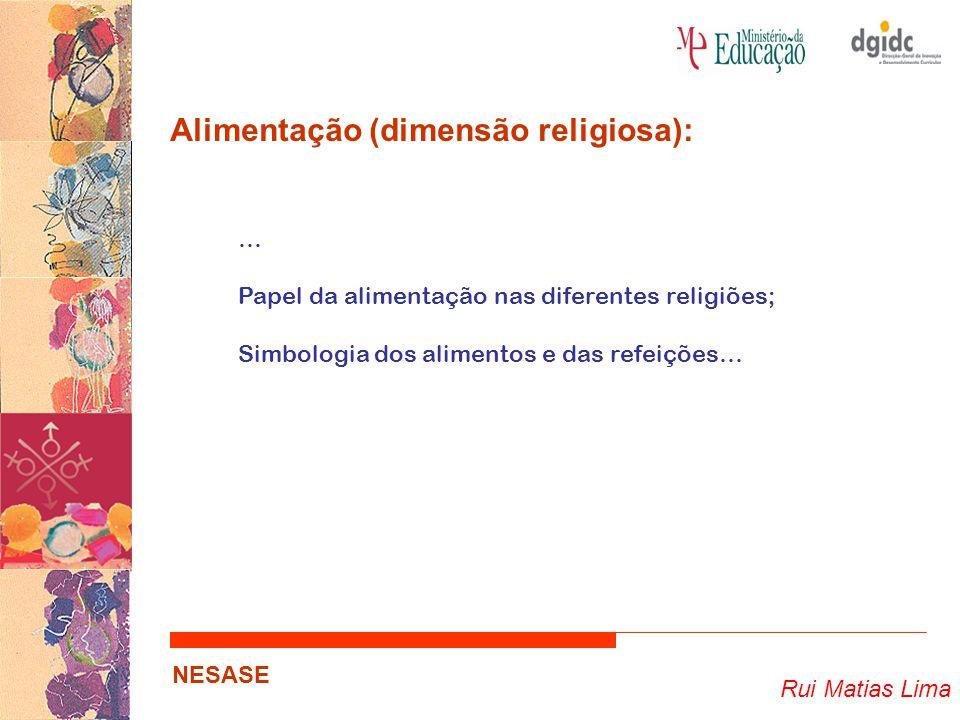 Rui Matias Lima NESASE Alimentação (dimensão artística): Manet – Dejeneur-sur-herbe Renoir – Le moulin de la Galette