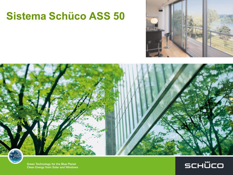 Sistema Schüco ASS 50