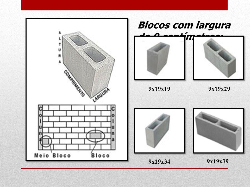 PASTILHAS As pastilhas de concreto estrutural, foram desenvolvidas para complemento de vãos deixados pela modulação de uma parede estrutural.