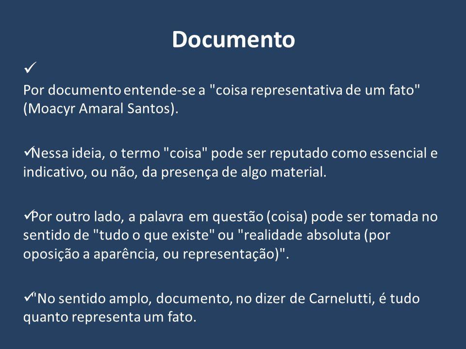 Documento Por documento entende-se a