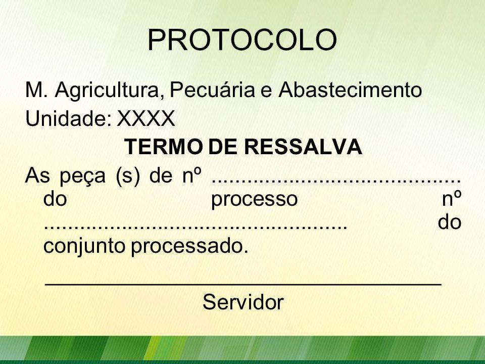 PROTOCOLO M.