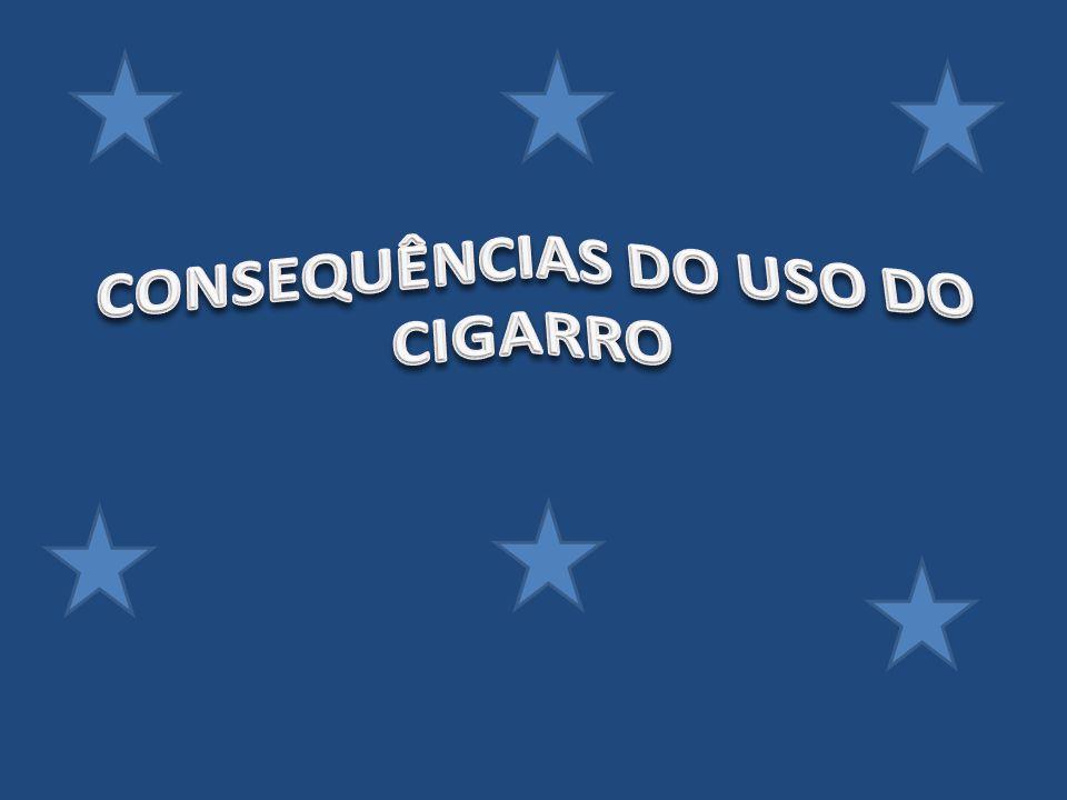 Quanto mais tempo a pessoa fuma, mais difícil é largar o vício e maiores são as chances de desenvolver algum tipo de doença relacionada ao tabaco.