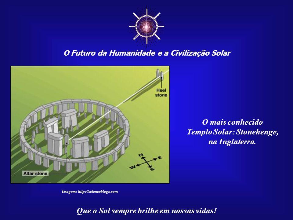 """☼ O Futuro da Humanidade e a Civilização Solar Que o Sol sempre brilhe em nossas vidas! """"Também no Templo de Kalasasaya, em Tiahuanaco, o Sol surge no"""