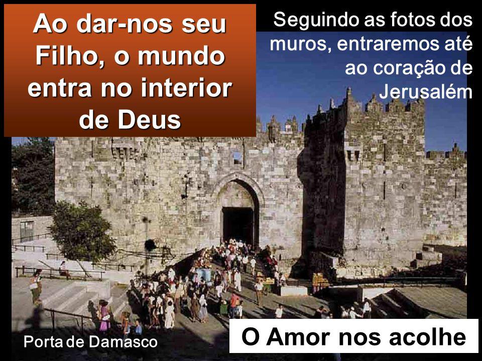 Jo 3,16-18 Deus amou tanto o mundo que entregou o seu Filho Unigéni- to, O evangelho faz parte do diálogo de Jesus com Nicodemos, em Jerusalém, de noite