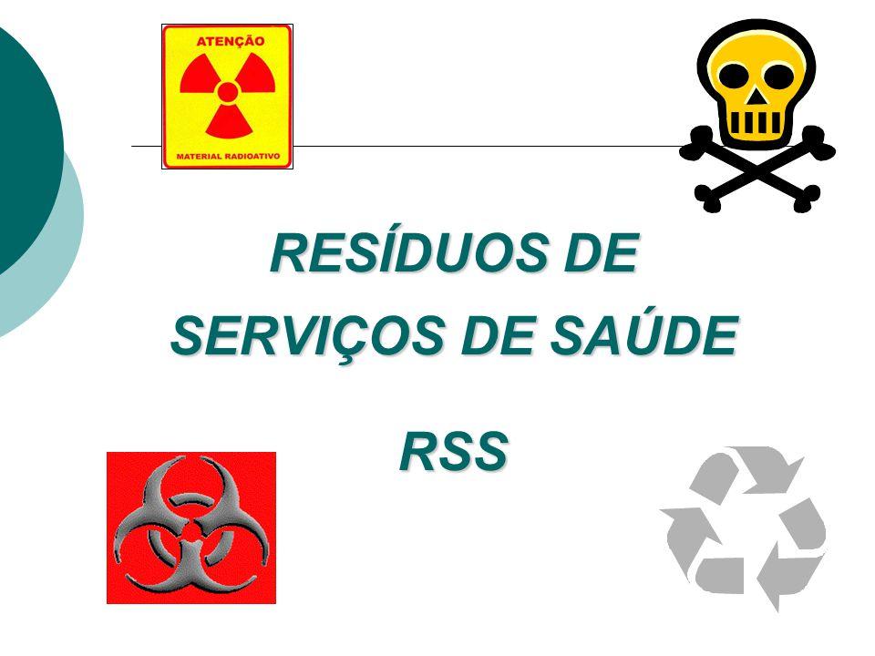 Curso de Capacitação para Geradores de Resíduos de Saúde PLANO DE GESTÃO DE RSS ENFERMEIRA ALBA MARIA LA ROSA