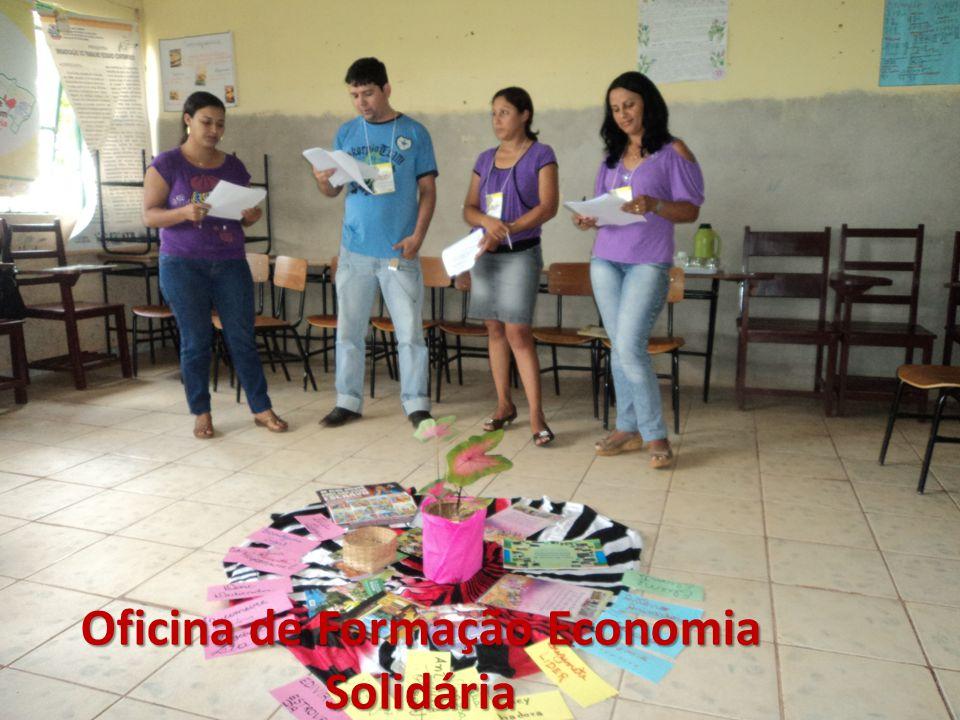 Oficina de Formação Economia Solidária