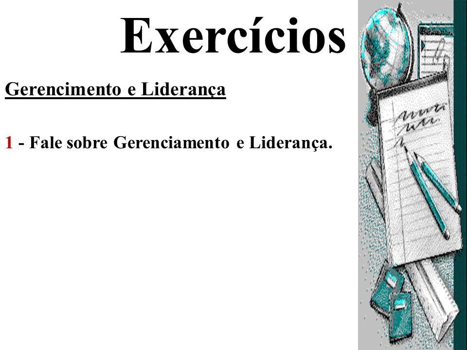 Eficiência e Eficácia 1 - Defina Eficiência e Eficácia. 2 - Explique o que pode ocorrer quando temos a eficiência e a eficácia baixa e baixa; baixa e