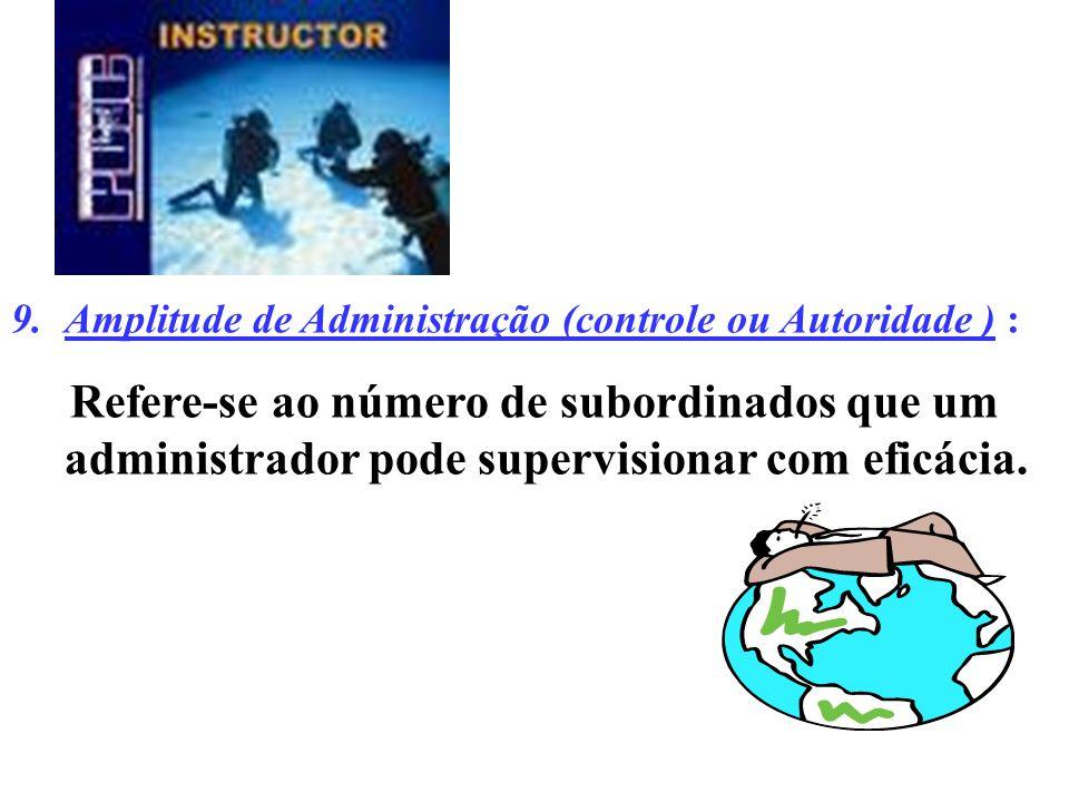 8. ASSESSORIA ESPECIALIZADA: Sua função é aconselhar, ajudar e prestar serviço à linha e a todos os elementos da organização.