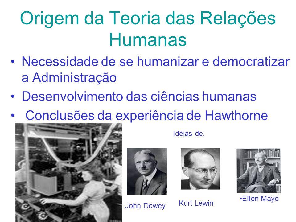 Abordagem Humanística Análise do trabalho e adaptação do trabalhador ao trabalho : predomina o aspecto produtivo Adaptação do trabalho ao trabalhador