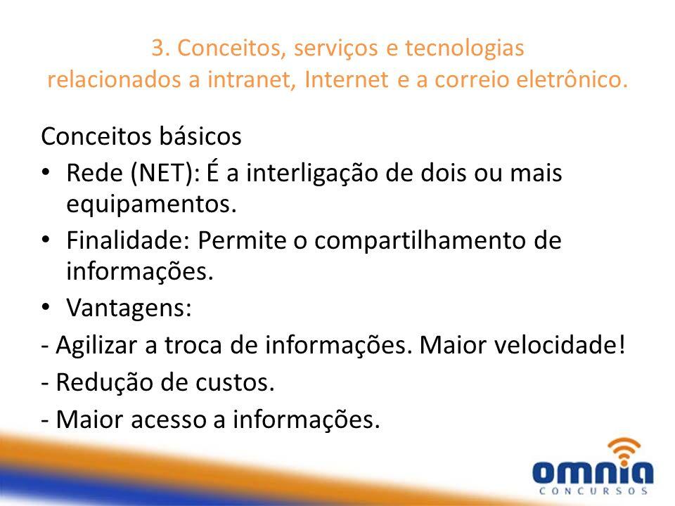 - UDP (User Datagram Protocol) * Menos utilizado.