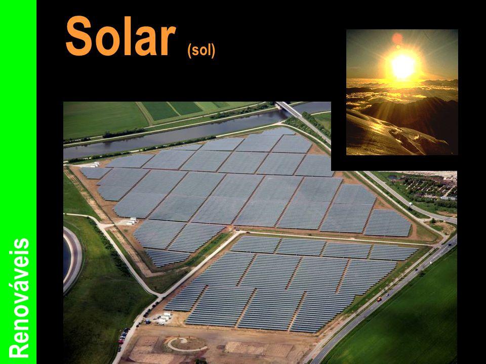 Solar (sol) Renováveis