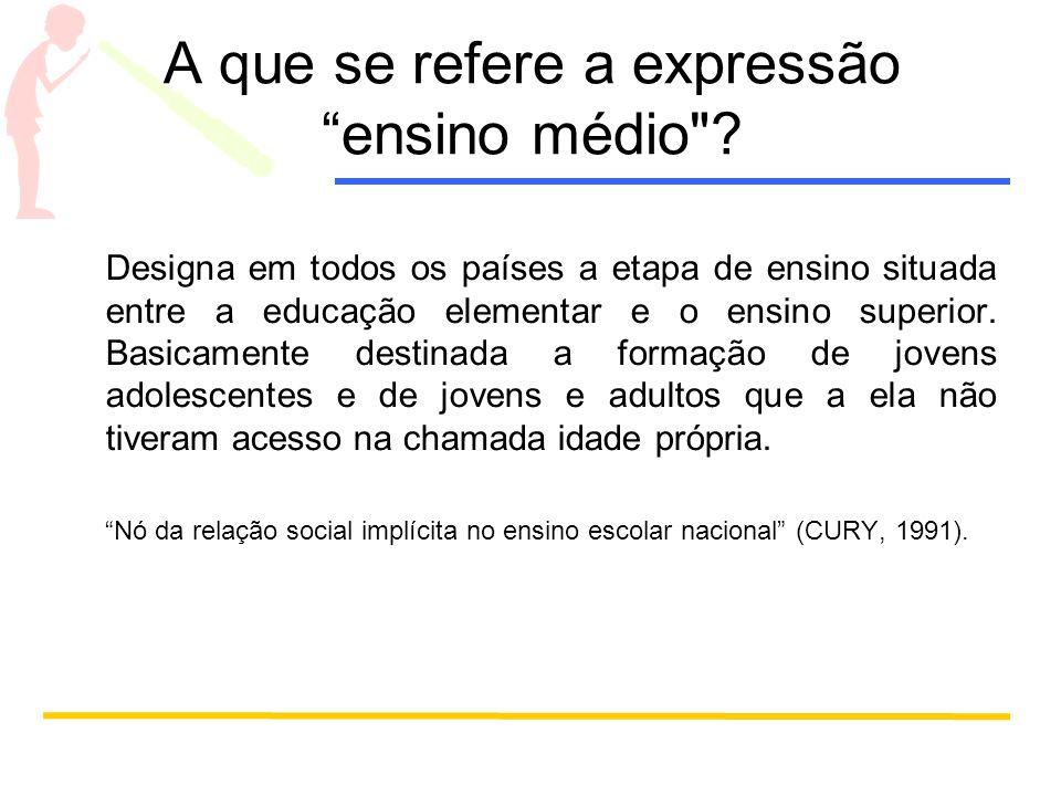 Desafios para o ensino médio TABELA 2 – Comparação de matrículas por modalidade de Ensino na rede Estadual do Paraná - período 2011 e 2012.