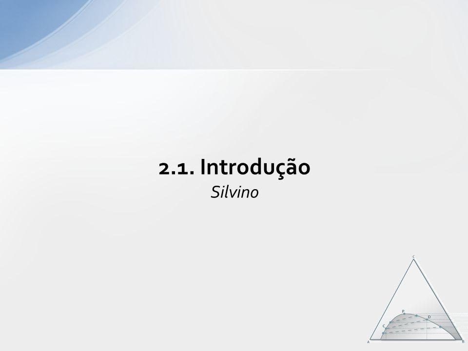 2.1. Introdução Silvino