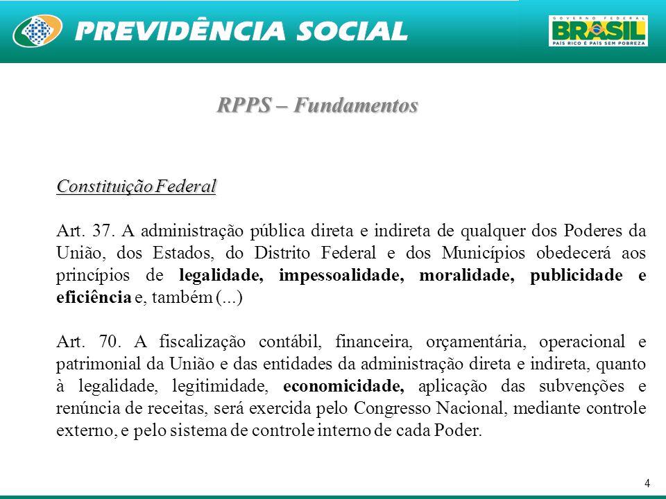 4 Constituição Federal Art. 37.