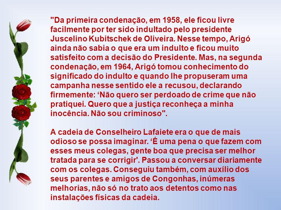 Um senador brasileiro, Lúcio Bittencourt, estava fazendo campanha para tentar a reeleição, os médicos haviam diagnosticado que ele sofria de câncer pulmonar, aconselharam-no a operar-se imediatamente, de preferência nos Estados Unidos.