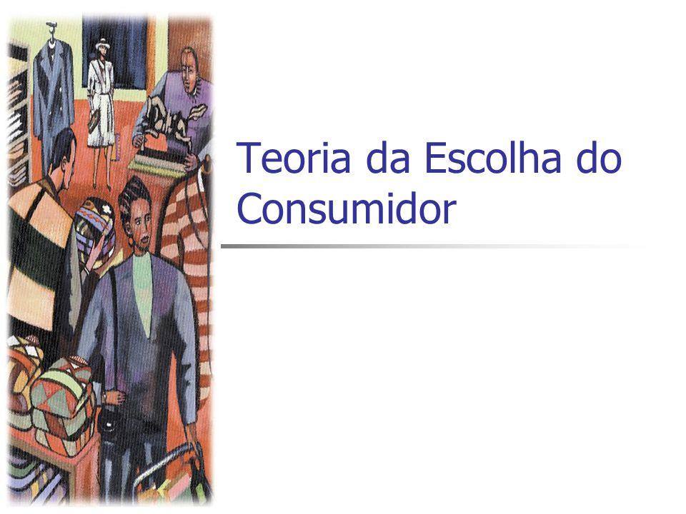 A Decisão de Consumir x Poupar Consumo qdo.