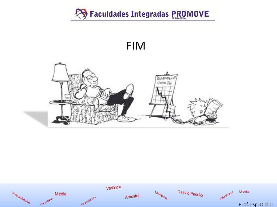 Prof. Esp. Diel Jr FIM