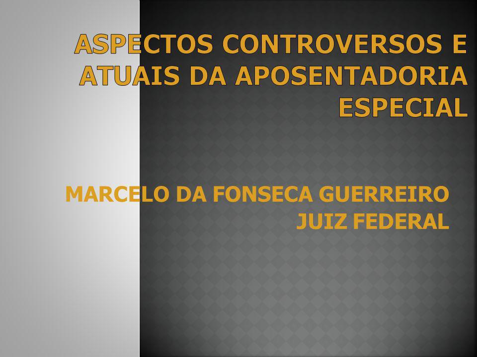 MARCELO DA FONSECA GUERREIRO JUIZ FEDERAL
