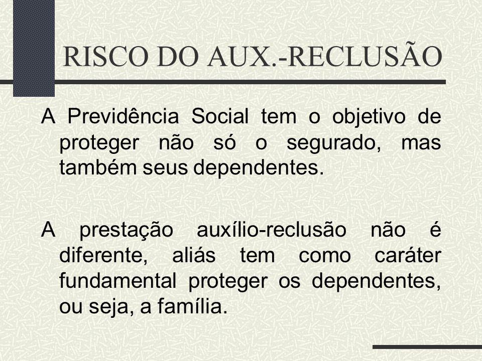 """Proteção do segurado e de sua família Arnaldo Sussekind[1]: """" Os segurados das instituições de previdência social são os beneficiários principais ou d"""