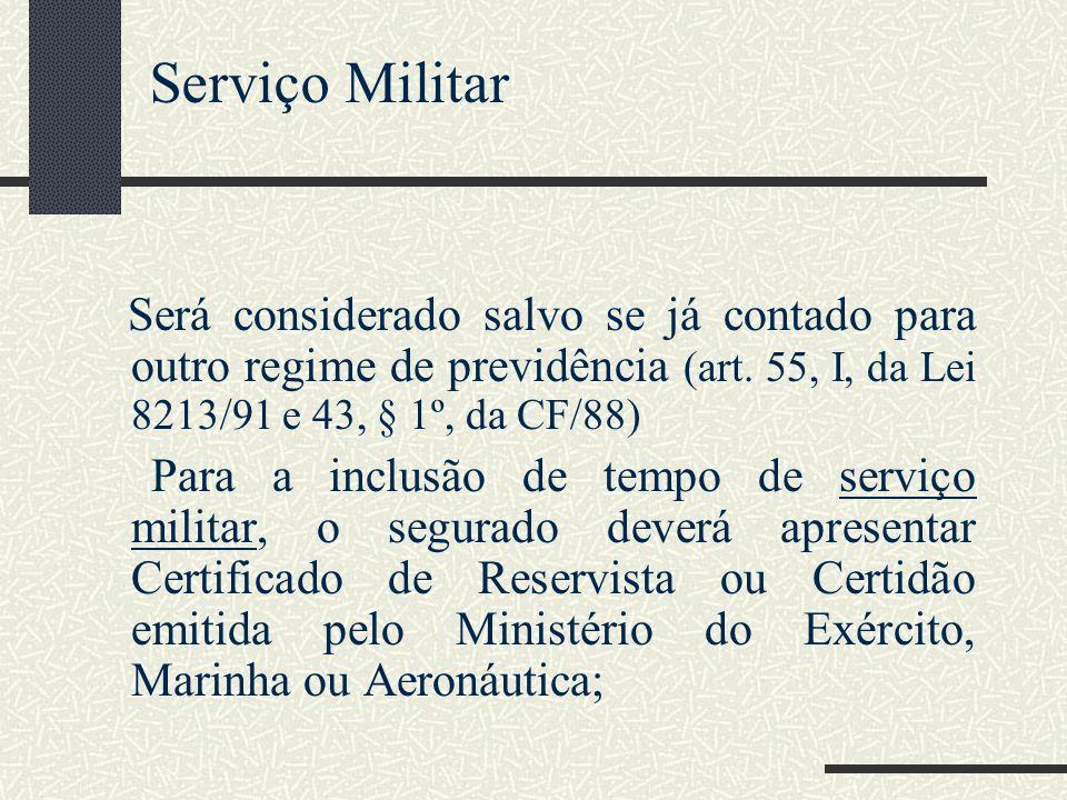 Tempo de Contribuição O período de afastamento do segurado anistiado, que por exclusivos motivos políticos, foi atingido por ato de exceção, instituci