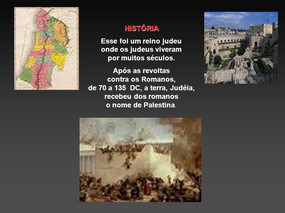 Que razões têm os judeus para acreditar que essa terra lhes pertence?