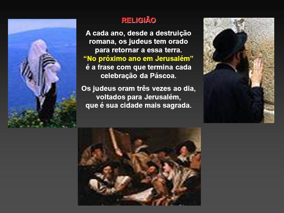 HISTÓRIA Esse foi um reino judeu onde os judeus viveram por muitos séculos. Após as revoltas contra os Romanos, de 70 a 135 DC, a terra, Judéia, receb