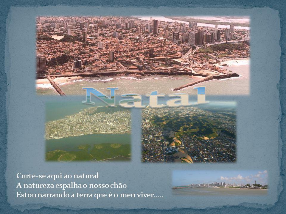 Curte-se aqui ao natural A natureza espalha o nosso chão Estou narrando a terra que é o meu viver.....