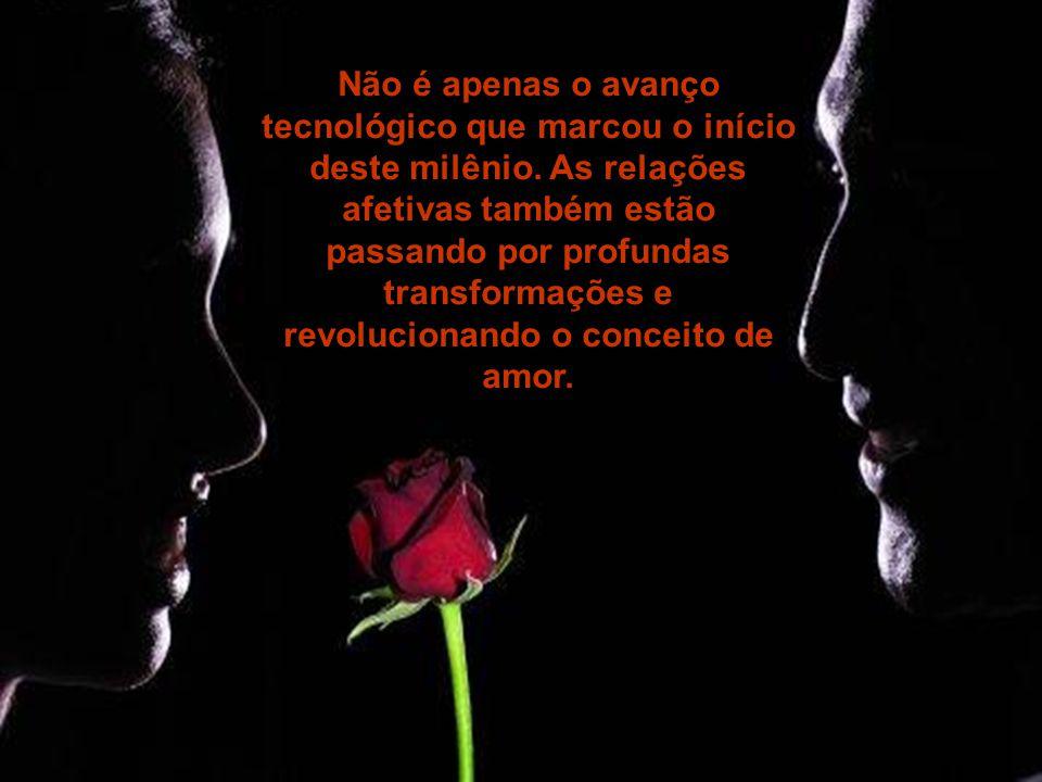 O amor de duas pessoas inteiras é bem mais saudável.