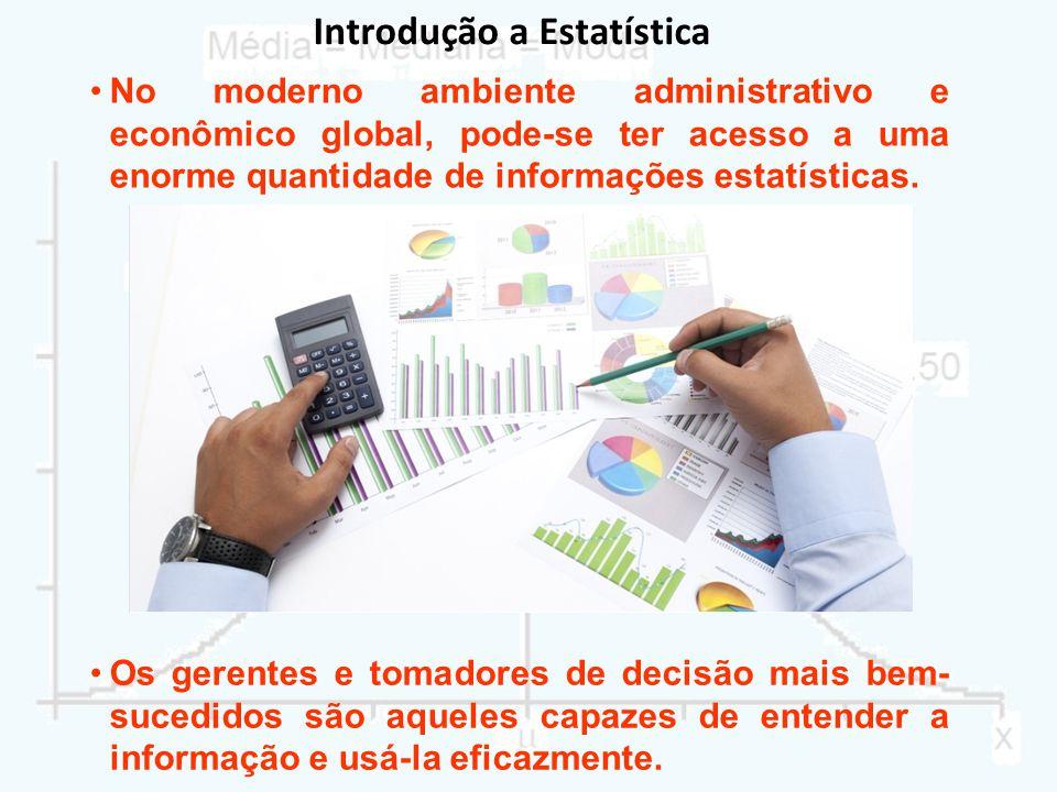Introdução a Estatística Os economistas frequentemente fornecem previsões sobre o futuro da economia ou algum aspecto dela.