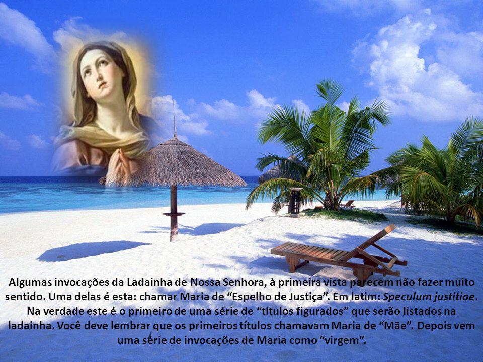Nossa Senhora era nesta terra uma mãe de família pobre, humilde e orante.