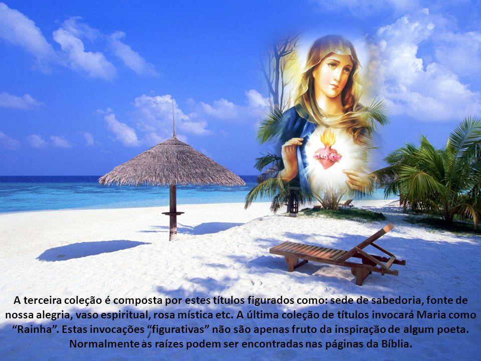 """Algumas invocações da Ladainha de Nossa Senhora, à primeira vista parecem não fazer muito sentido. Uma delas é esta: chamar Maria de """"Espelho de Justi"""
