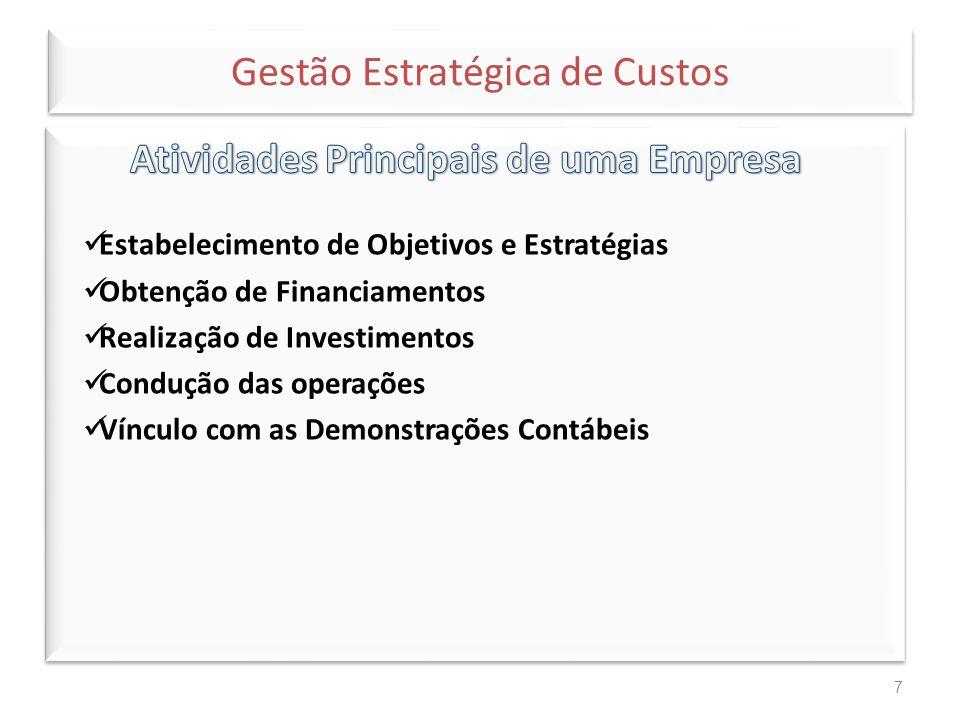 8 Fornecedores Investidores