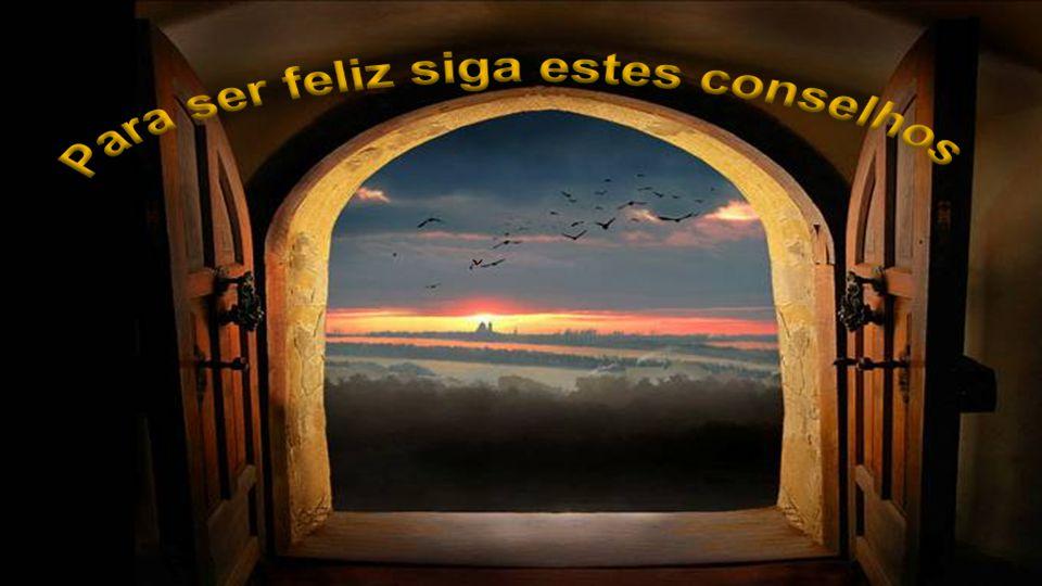 Veja em cada pôr-de-sol, a promessa dum amanhã.